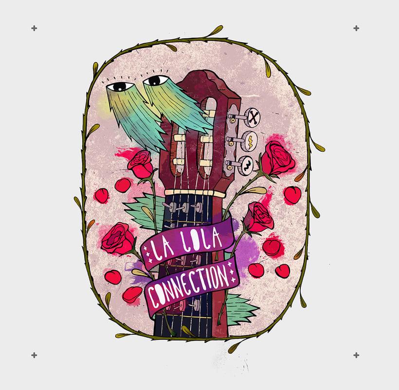 Identidad La Lola Connection 5