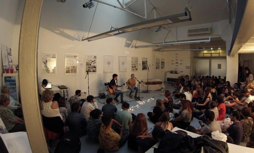 Sofar Sounds Madrid // September 2015 6