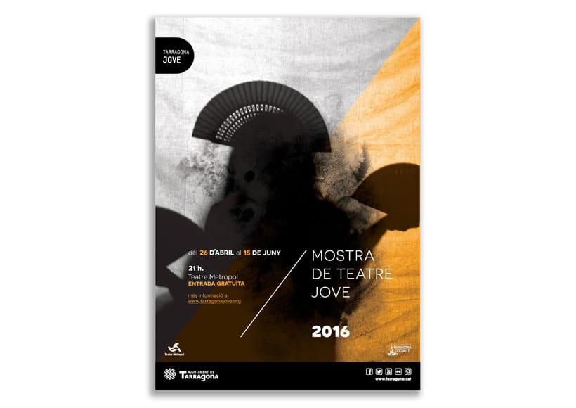 Mostra de Teatre Jove 2016 0