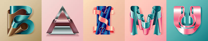 Flexible Surrealism @36daysoftype 2016 3