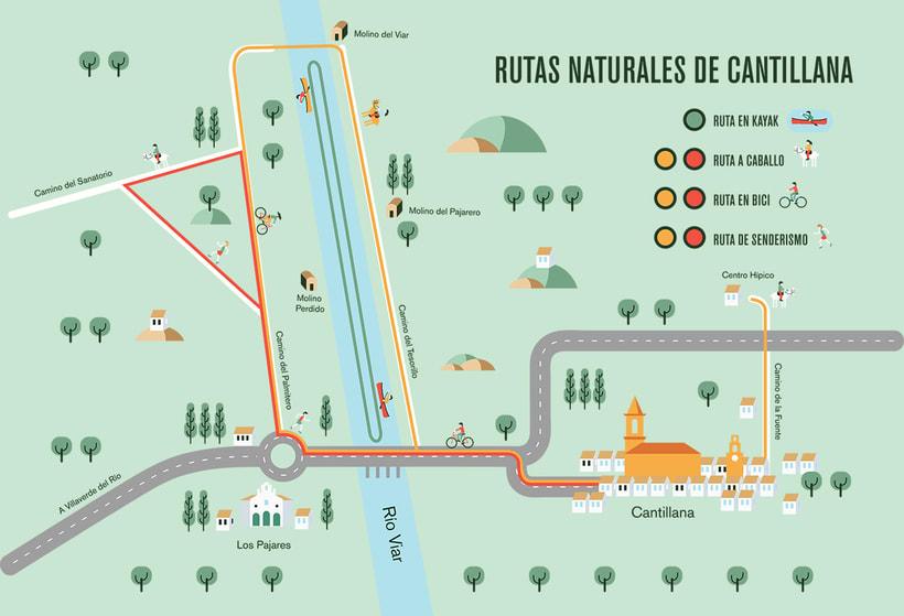 Rutas naturales de Cantillana 1