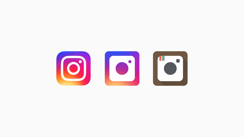 Instagram: Rediseñado el rediseño.  2