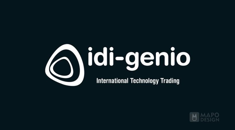 idi-genio, identidad corporativa 1