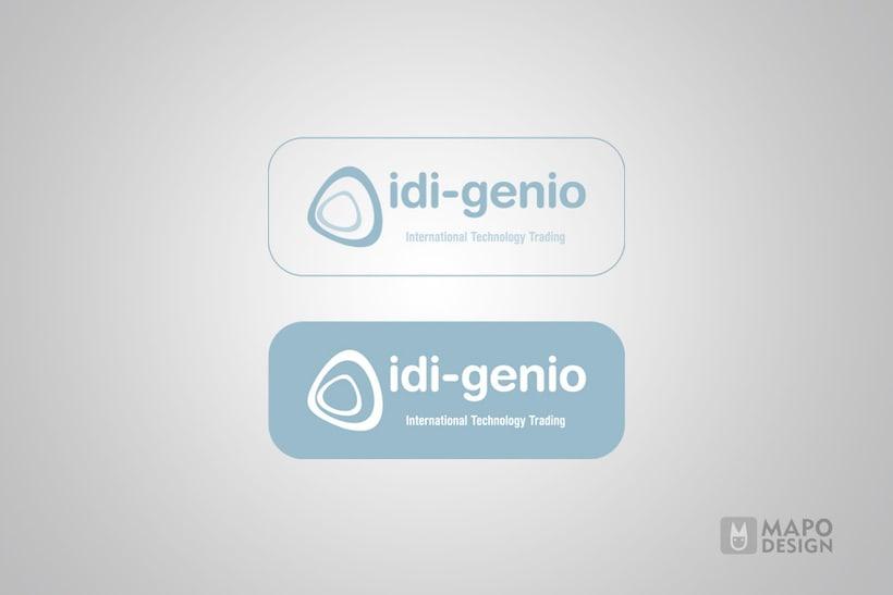 idi-genio, identidad corporativa 2