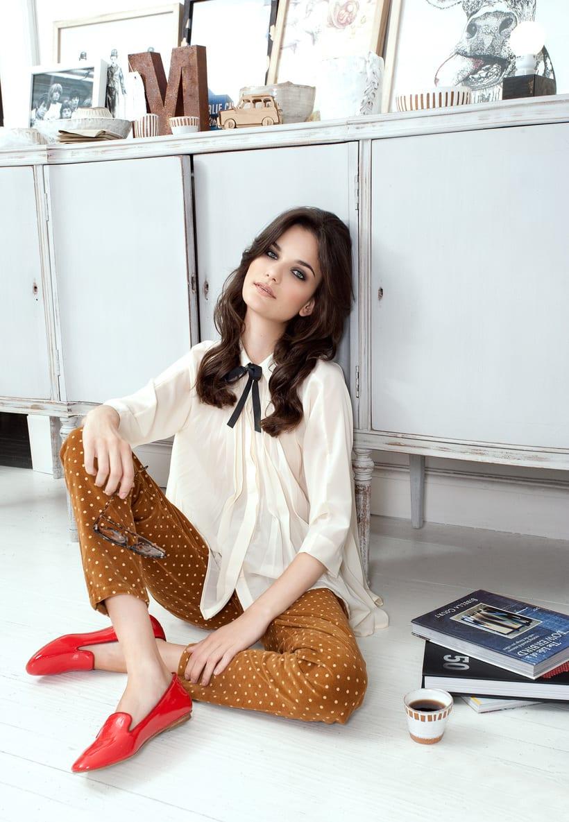 Moda French en Cosmopolitan - Editorial 3