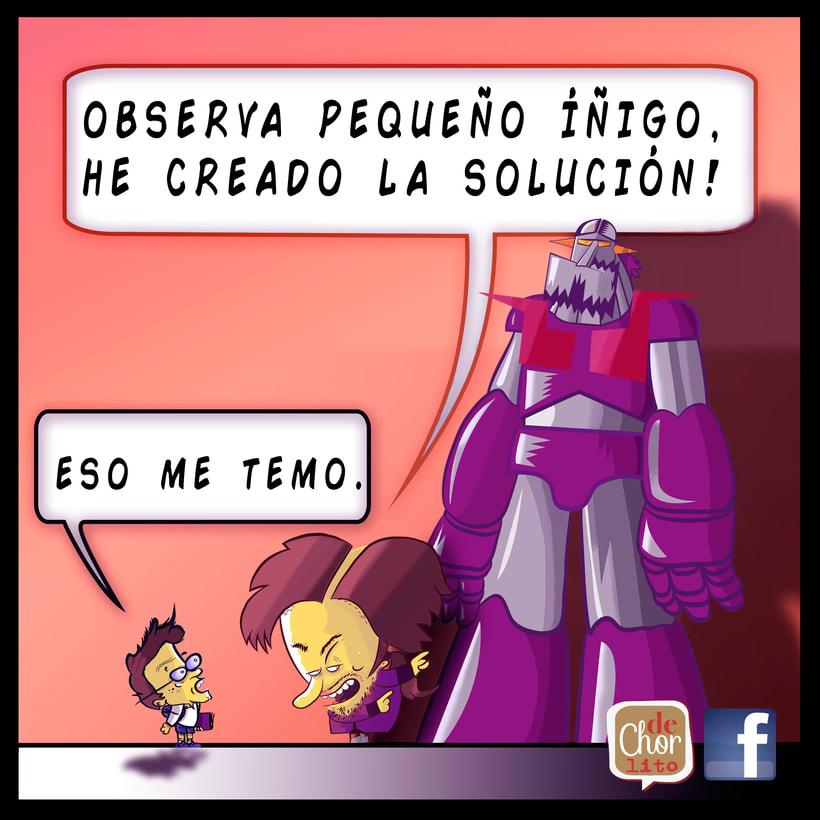 DeChorlito (Revista humorística on line) 16