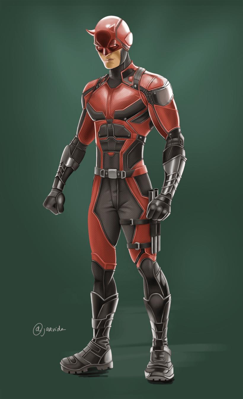 Daredevil 0