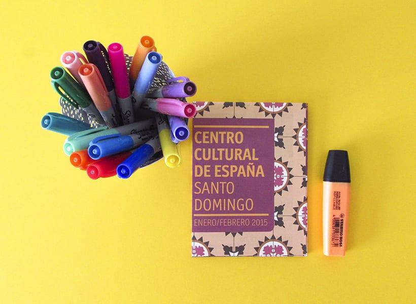 Centro Cultural de España Calendars 2015 10
