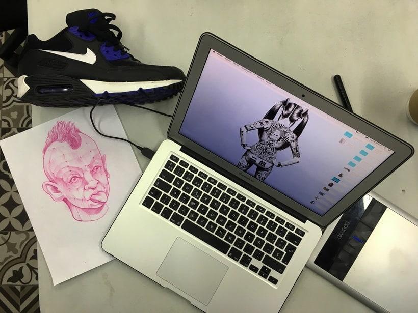 Sneaker Fever MX 2016. Sneaker head. 0