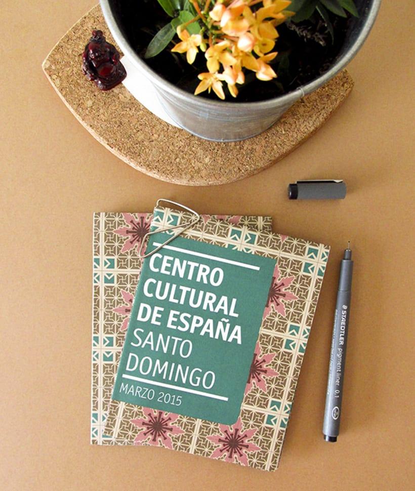 Centro Cultural de España Calendars 2015 15