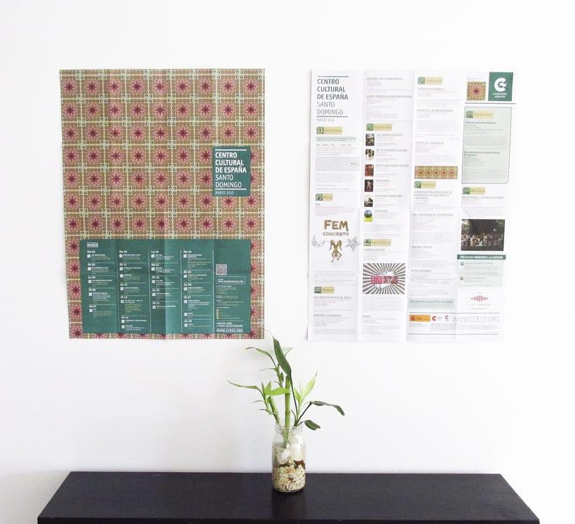 Centro Cultural de España Calendars 2015 20