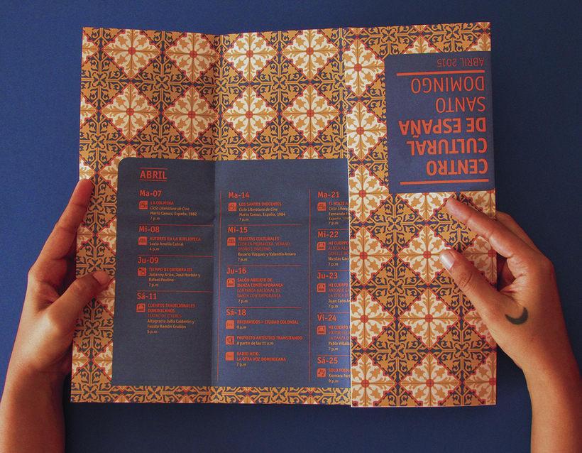 Centro Cultural de España Calendars 2015 19