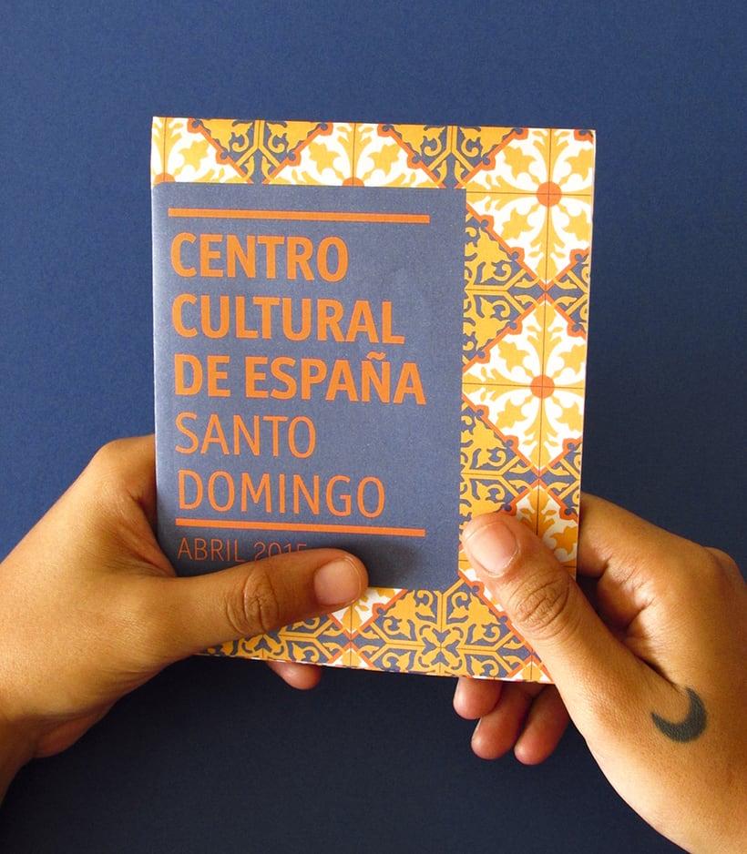 Centro Cultural de España Calendars 2015 23