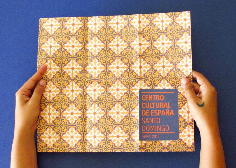 Centro Cultural de España Calendars 2015 24