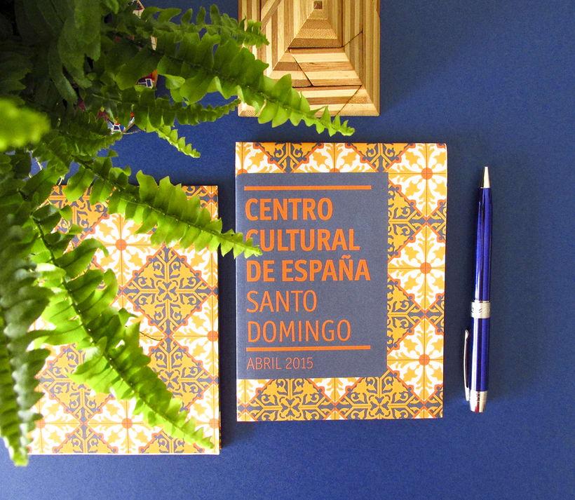 Centro Cultural de España Calendars 2015 22