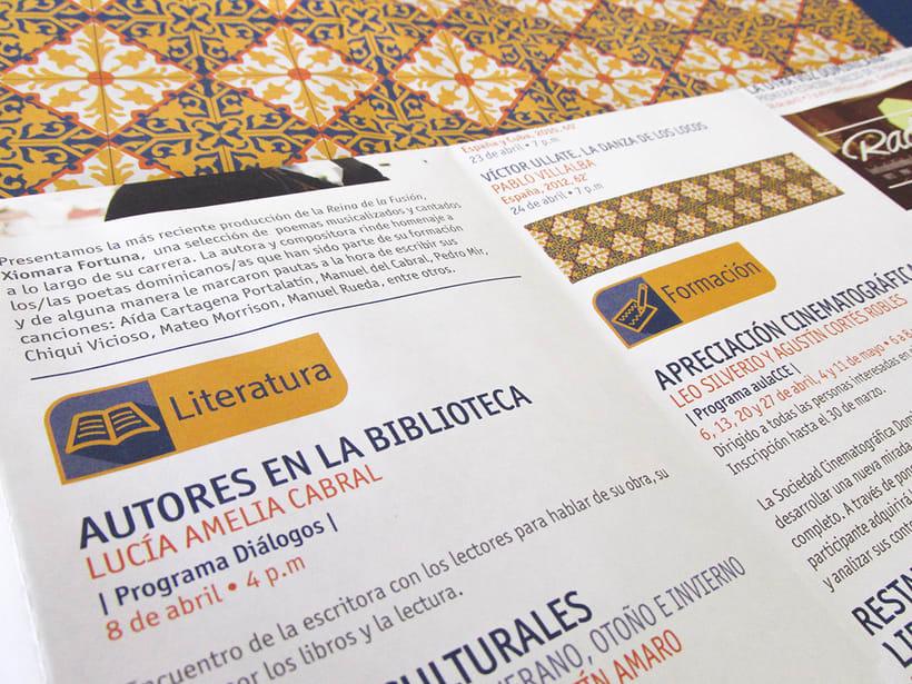 Centro Cultural de España Calendars 2015 25