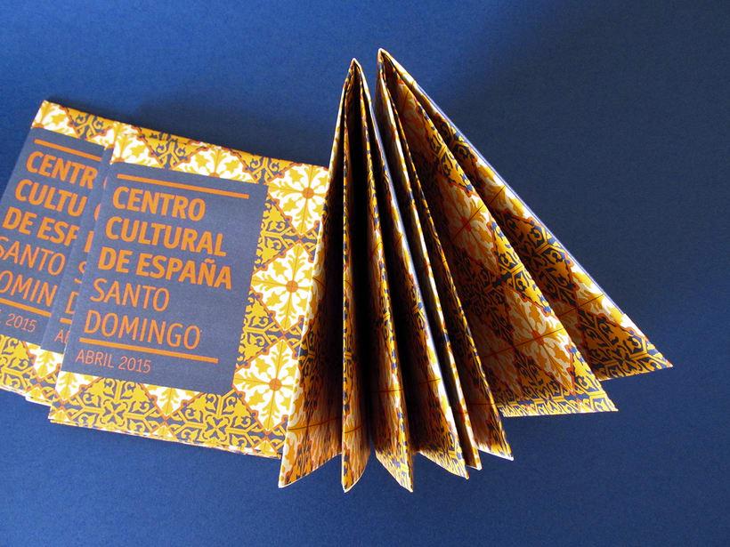Centro Cultural de España Calendars 2015 27