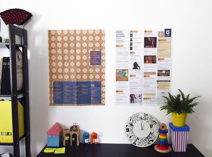 Centro Cultural de España Calendars 2015 29