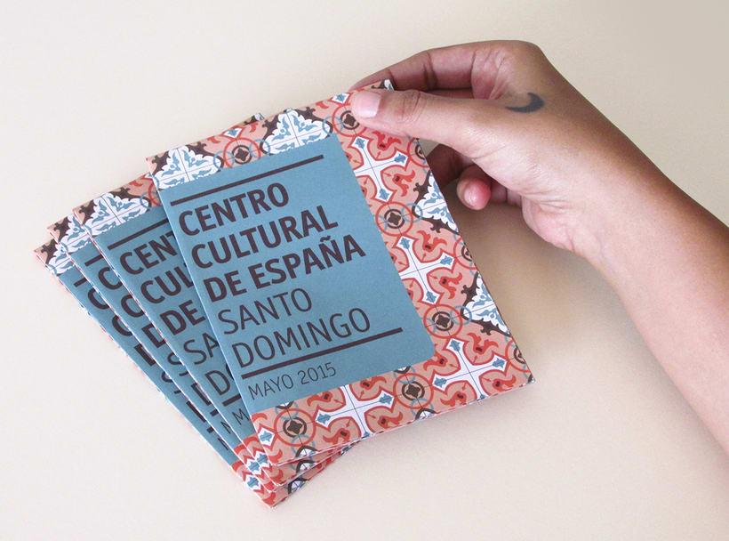 Centro Cultural de España Calendars 2015 32