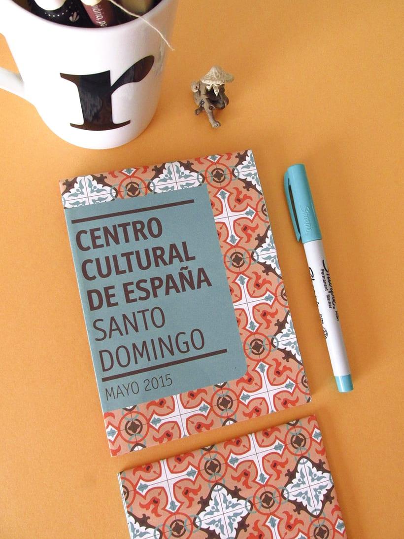 Centro Cultural de España Calendars 2015 31