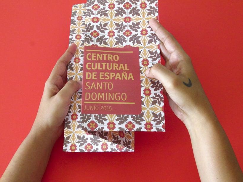 Centro Cultural de España Calendars 2015 38