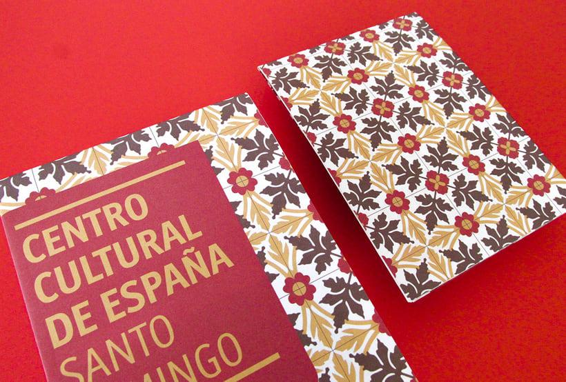 Centro Cultural de España Calendars 2015 37