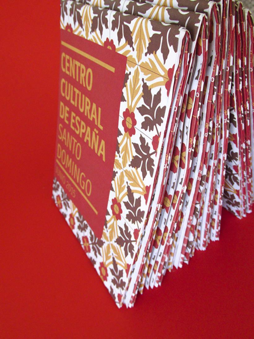 Centro Cultural de España Calendars 2015 42