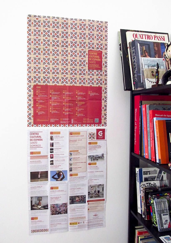 Centro Cultural de España Calendars 2015 43