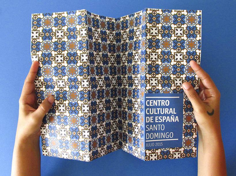 Centro Cultural de España Calendars 2015 46
