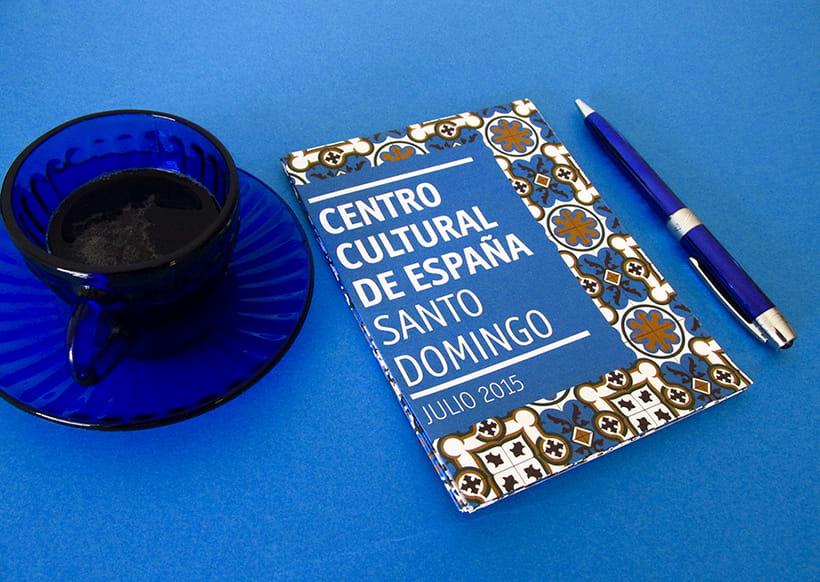 Centro Cultural de España Calendars 2015 45
