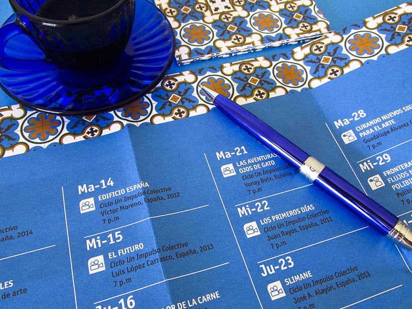 Centro Cultural de España Calendars 2015 47