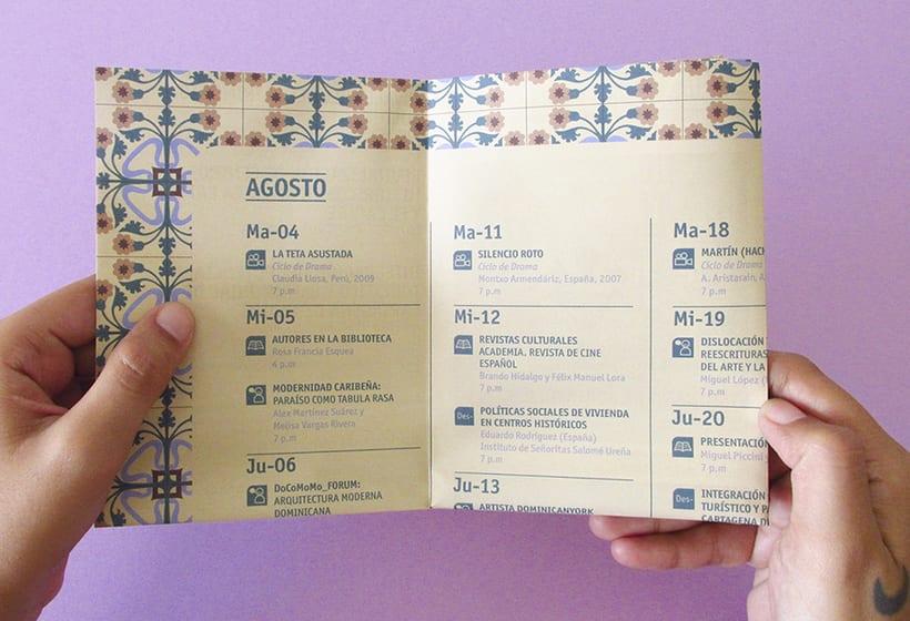 Centro Cultural de España Calendars 2015 54