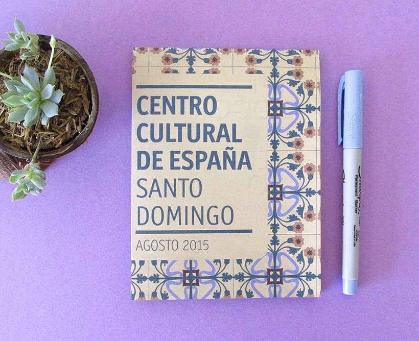 Centro Cultural de España Calendars 2015 55
