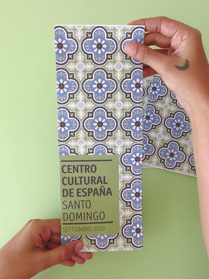 Centro Cultural de España Calendars 2015 58