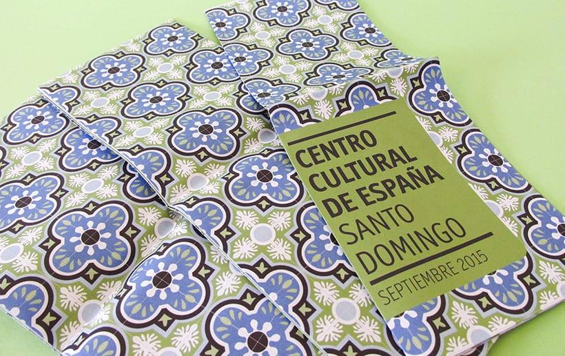Centro Cultural de España Calendars 2015 59