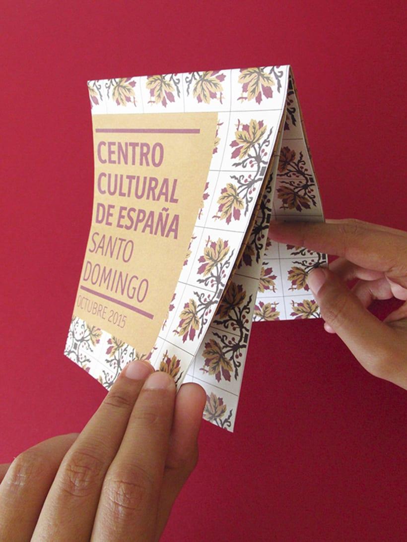 Centro Cultural de España Calendars 2015 67