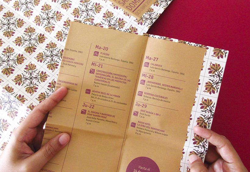 Centro Cultural de España Calendars 2015 68