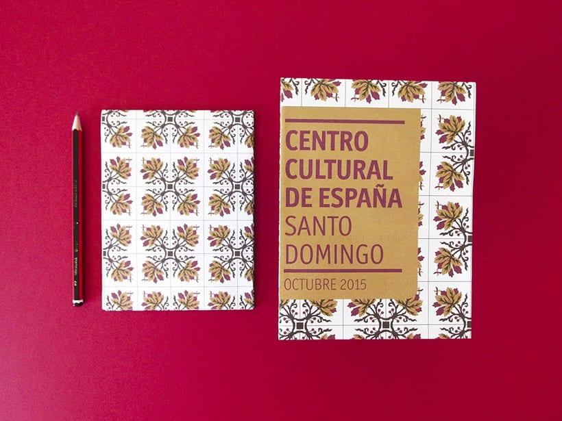 Centro Cultural de España Calendars 2015 66