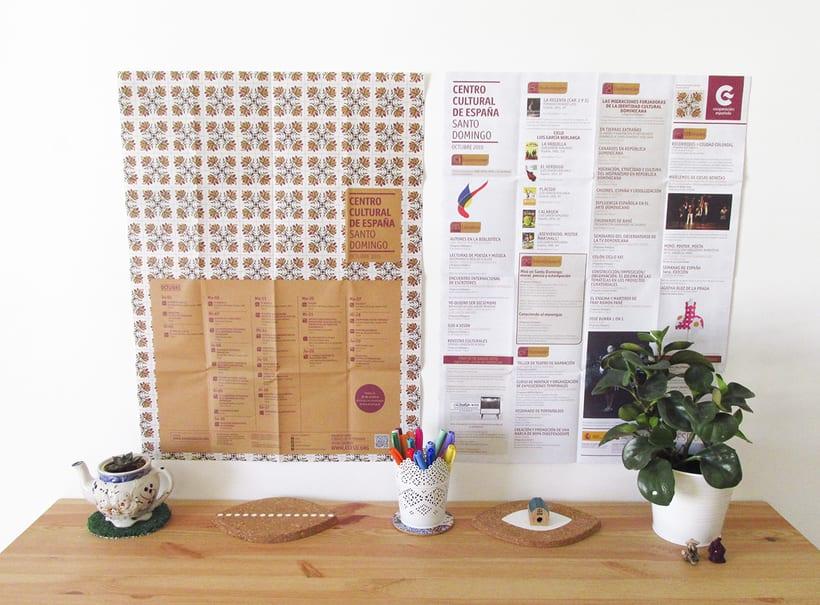 Centro Cultural de España Calendars 2015 71