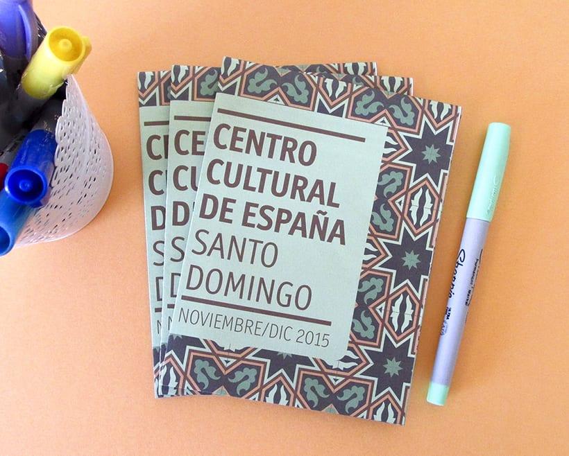 Centro Cultural de España Calendars 2015 72
