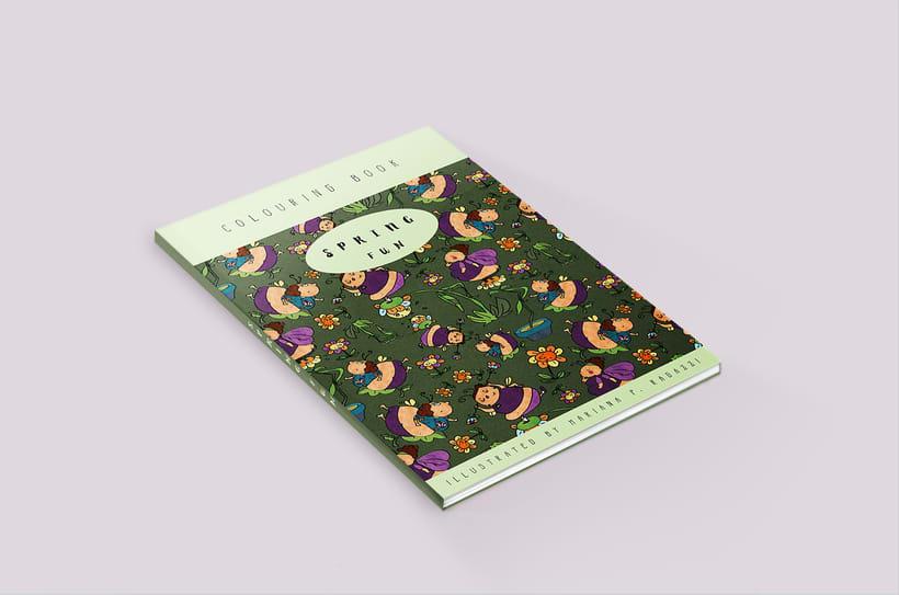 Mi Proyecto del curso: Colouring book y packaging 0