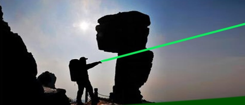 Powerful Laser Pointers -1