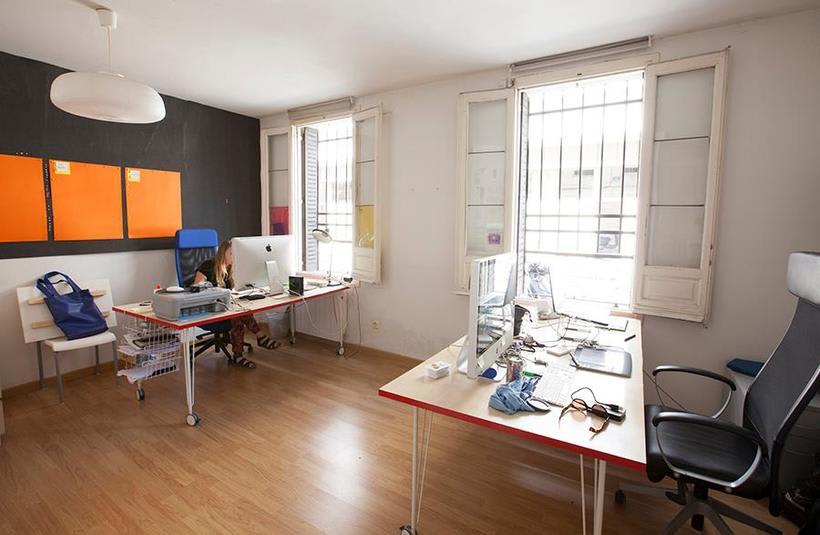 Alquiler estudio en Madrid 1