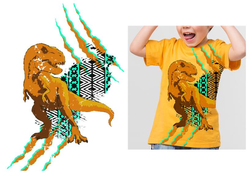 Trabajos de Textil y moda 15