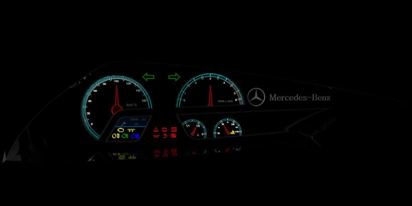 Ejercicio diseño, volumetria, maqueta y modelado 3d (car dashboard) 4