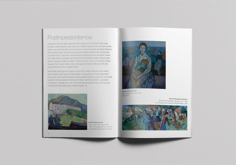 """Aplicaciones gráficas para la exposición """"Historias Compartidas"""" en Artegunea. 1"""