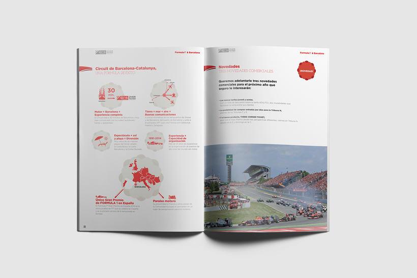 Guía de tarifas. Circuit de  Barcelona-Catalunya 2