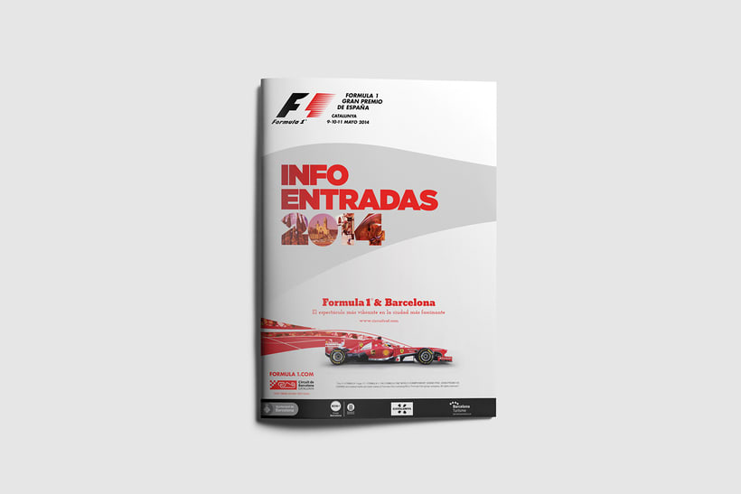 Guía de tarifas. Circuit de  Barcelona-Catalunya 0