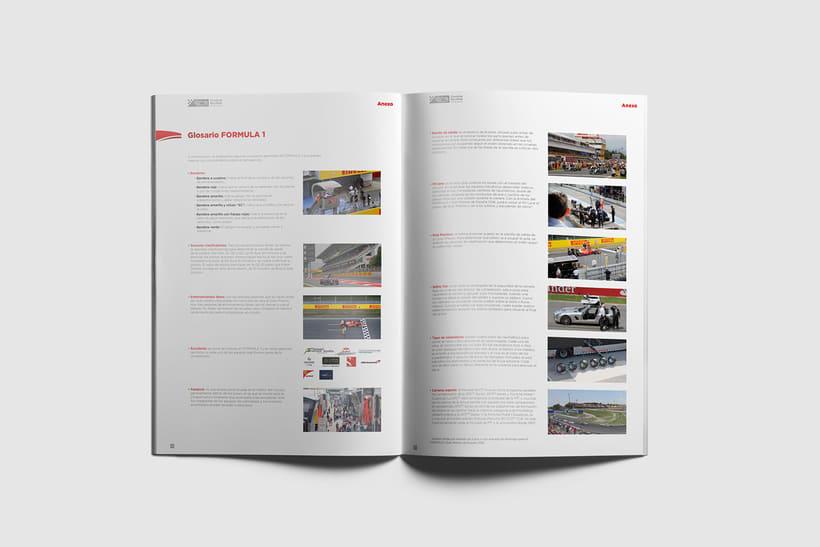 Guía de tarifas. Circuit de  Barcelona-Catalunya 6