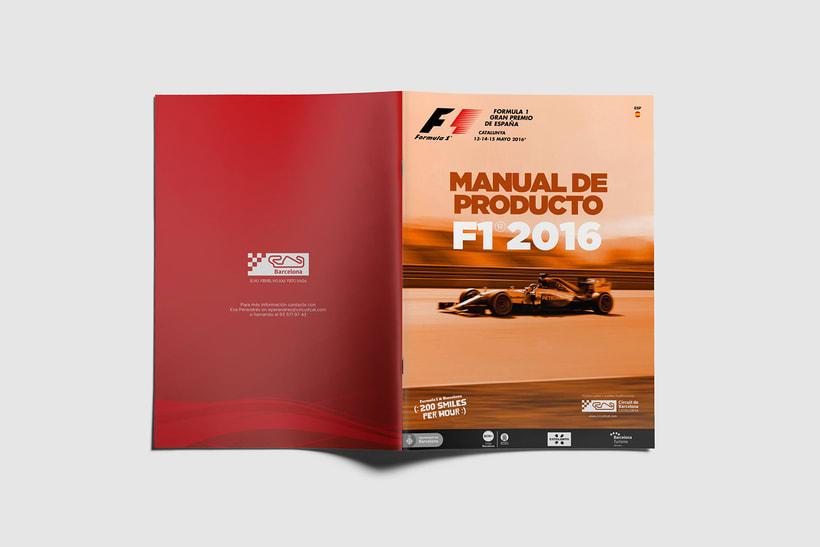 Guía de tarifas. Circuit de  Barcelona-Catalunya 8
